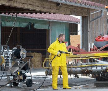 Myjki ultra-wysokociśnieniowe DenJet, agregat wysokociśnieniowy Den-Jet, Myjka, Pompa, 200-2500 bar Den Jet