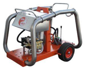 Den-Jet agregat wysokociśnieniowy pompa